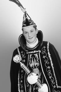 2007: Prins Martijn I (Meessen)